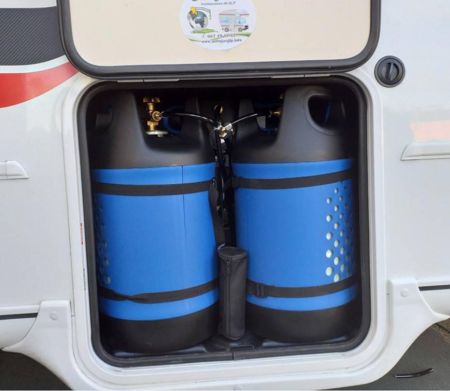 Cylinder cemper